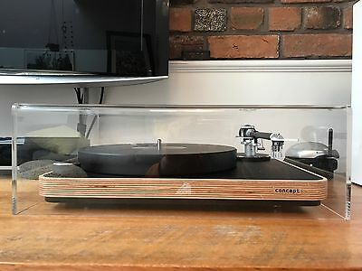 Dust Cover for Turntable Clearaudio Concept