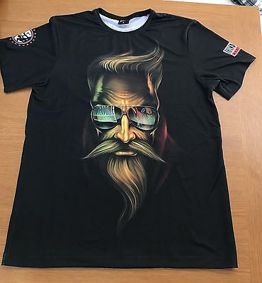Thunderdome Die Hard Box T-Shirt, SIZE M, ID&T, Hardcore, Gabber, MOH, Limited