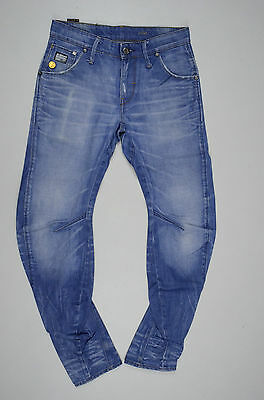 G-Star Jeans 'ARC 3D SLIM' Light Aged W29 L32 EUC RRP $289 Mens Boys