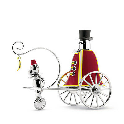 Alessi Circus Ringleader/ Ringmaster Call Bell (Limited Edition)