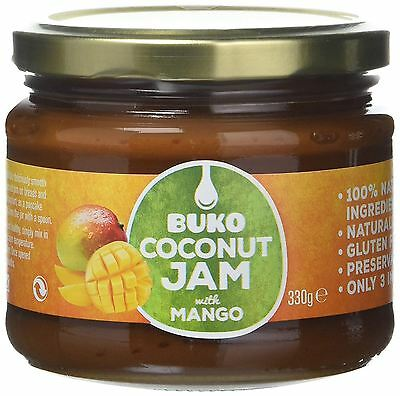 Buko Coconut Jam With Mango 330g