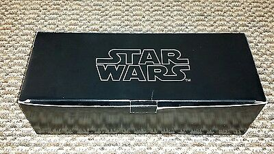 RARE! Star Wars Logo Fossil Watch / Limited - Brand New! - LI-2205