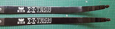 "KG Archery X-Tech Carbon Limbs 68"" 36lb"