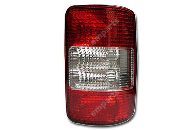 VW Caddy 2003 – 2010 Rear Back Tail Light Lamp Lens Cluster MK3 Driver O/S