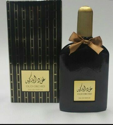 OUD ORCHID 100ml EDP by Suroori Black Orchid