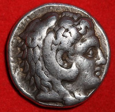 E-Coins Australia AR Tetradrachm Kings Macedon Kings of Philip III. 323-317 BC