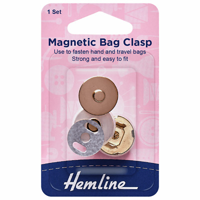 Magnetic Bag Clip 18mm  Replacement bag clip Strong & easy to fit