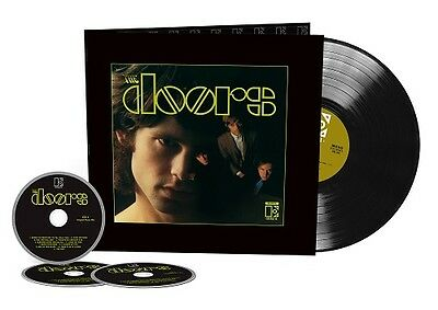 THE DOORS ~ 50th ANNIVERSARY DELUXE VINYL LP/CD BOX SET ~ *NEW AND SEALED*