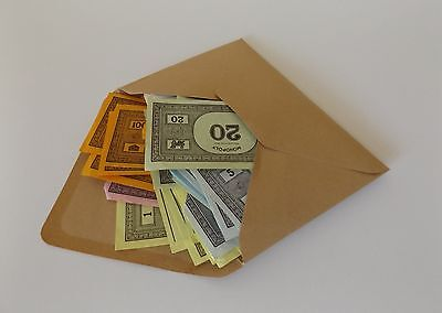 An envelope stuffed with cash !!! - (just one snag)