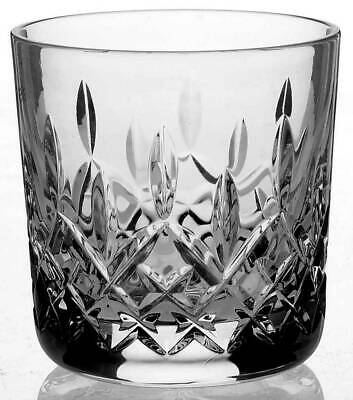 """One Waterford Crystal LISMORE Old Fashioned 9 oz Rocks Tumbler 3 3/8"""" tall"""