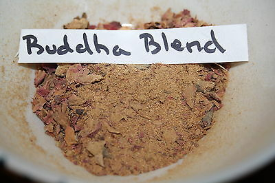 5gr BUDDHA BLEND (BLENDED POWDERED WOODS & HERBS) INCENSE***********************