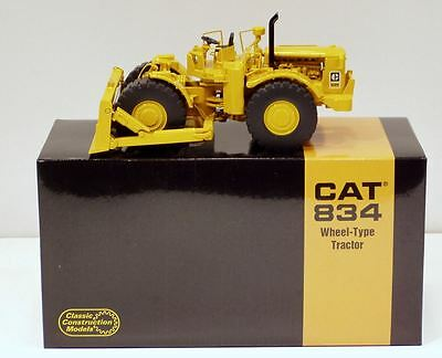 Caterpillar 834 Wheel Dozer - 1/48 - CCM - Diecast