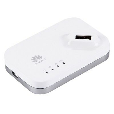 Huawei Af23 4G Lte / 3G Mini Mobile 300Mbps Wifi Router, Support Usb