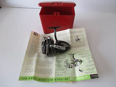 Intrepid Elite Fishing Reel - Box , Instructions And Tackle