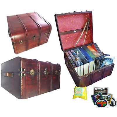 Hogwarts - Harry Potter Book and DVD Trunk