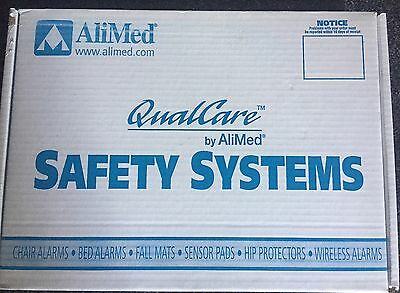 Alimed 77062 Medical Fall Monitor 6 Month Chair Alarm Sensor System New