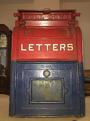Antique Us Mailbox (1948)
