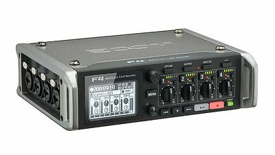 NEW Zoom F4 Professional Multi-track Field Recorder F-4 Location ENG Digital