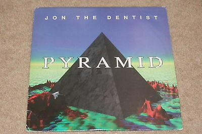Jon The Dentist ‎– Pyramid 2xLP          1996    TECHNO / TRANCE
