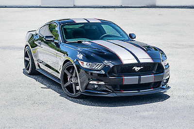 2017 Ford Mustang - Compare with Shelby GT500 2017 Roush Supercharged Mustang GT 780HP and fast!