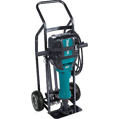 NEW Makita HM1812X3 Breaker w/Chisels, Points and Cart (Authorized Dealer)
