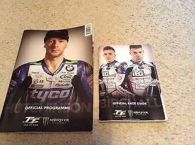 Isle of Man TT official programme & race guide 2017 ideal collector item