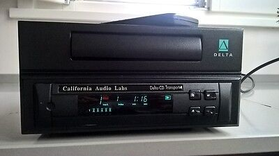 California Audio Labs Delta CD Transport With Remote