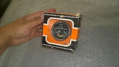 Nos Smiths Fuel Consumption Gauge,bmc Mini Cooper S,mk1,mk2,works,speedwell,ford
