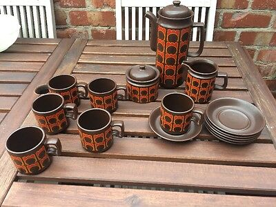 RETRO Arthur Woods Coffee Set
