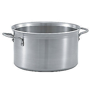 VOLLRATH Stainless Steel SS Stock Pot,  22 Qt, 77523, -