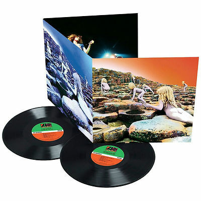 LED ZEPPELIN ~ HOUSES OF THE HOLY (DELUXE) ~ 2 x 180gsm VINYL LP~ *NEW/SEALED*