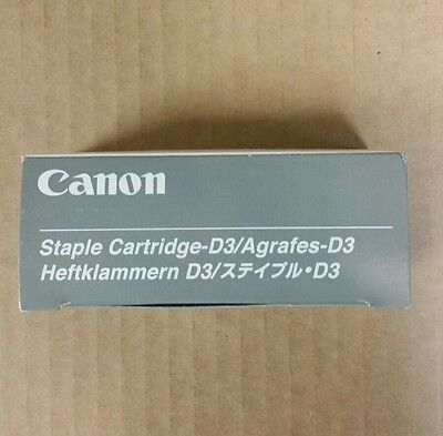 Canon staple cartridge D3