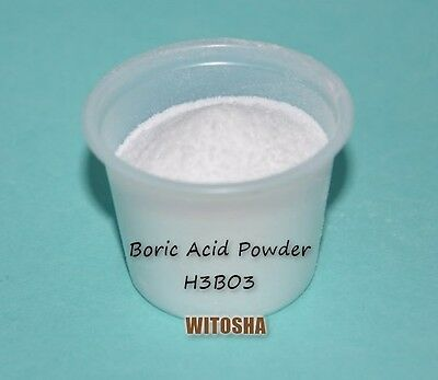 Boric Acid Powder -- from 5 g to 1 kg, 2 kg