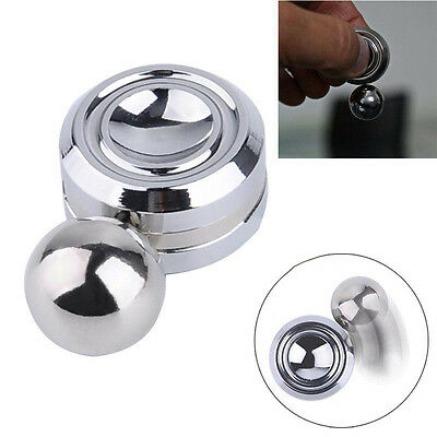 Magnetic Orbital Finger Hand Fidget Spinner ADHD Focus Anxiety Relief Toys, EDC.