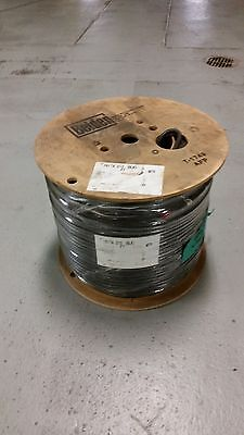 Belden Wire DuoBond IV Shielded Coaxial Cable 75 ohm Series 6 1000ft 1617A NEW!