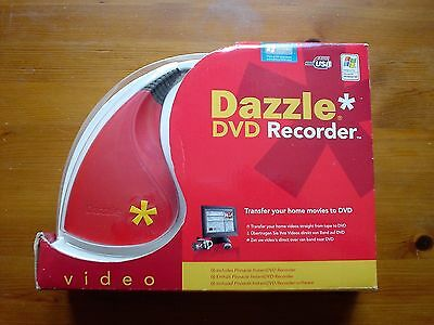 Dazzle USB Video to DVD Recorder
