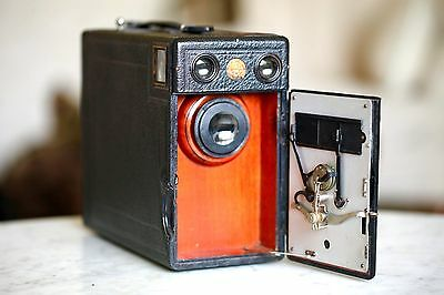 The Victoria Hand Camera W/ cut film holders Antique, EXTREMELY RARE!