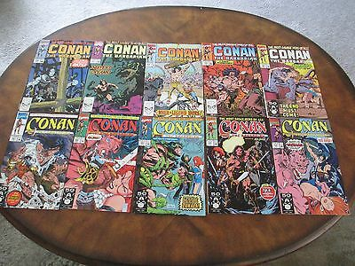 Conan The Barbarian Lot #17
