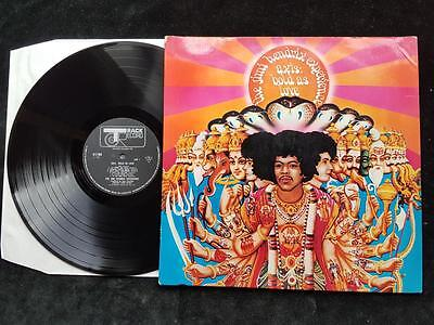 THE JIMI HENDRIX EXPERIENCE Axis Bold As Love LP 1st UK MONO TRACK 613003