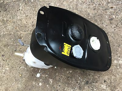 Vespa px 125 200 fuel tank and oil tank