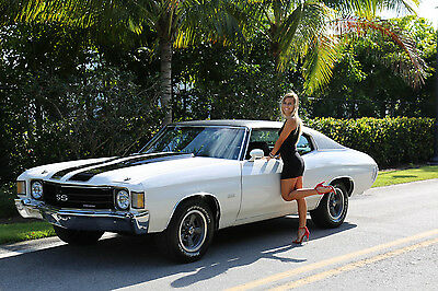 1972 Chevrolet Chevelle Super Sport 1972 Real SS Chevelle # Matching Southern Car
