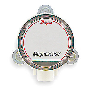 DWYER INSTRUMENTS Pressure Transmitter, Range To 0.5 In WC, MS-121