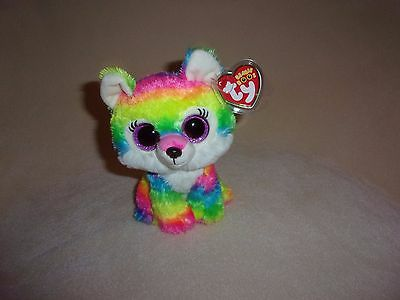 """Ty New River The Wolf Beanie Boo- 6"""" Beanie Boos- Great Wolf Lodge Exclusive"""