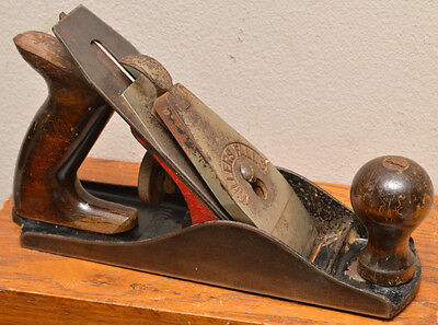 Rare Find!!  Millers Falls #9~Smoother Plane~similar to Stanley #4 type 11