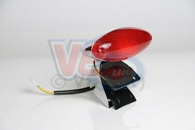 Aprilia Habana Custom 50 Chrome Rear Tail Lamp