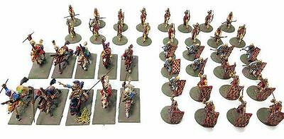 Persian Army 28mm Warlord Games PAINTED 42 Miniatures SAGA DBA ADLG WRG