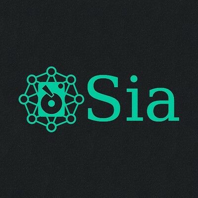 100 Siacoin Sia (SC)  -  [ID verification required]