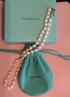 Tiffany & Co. Fresh Water Pearl Necklace