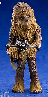 "STAR WARS World Collectable Figure PREMIUM "" Chewbacca ""WCF BANPRESTO JapanF76"