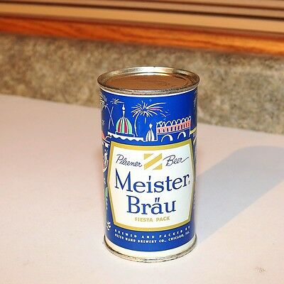 Meister Brau Flat Top - Fiesta Pack Set Can - Italy